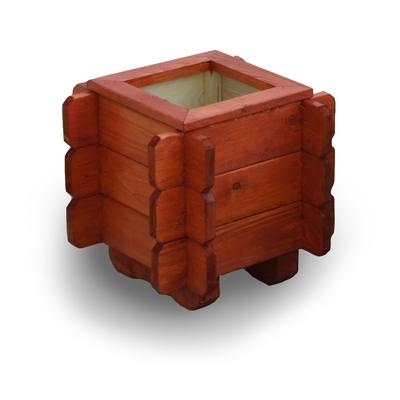 Cube virágláda